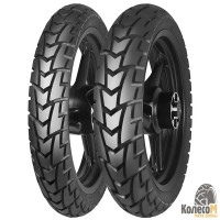 Моторезина MITAS MC32 WIN SCOOT M+S 100/80-17 52R TL